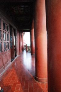 wong building inside